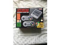 Super Nintendo Classic Mini - Brand New in Box
