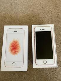 iPhone SE 16gb - excellent condition