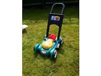 Kids lawnmower