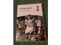 Tottenham Hotspur 2010/2011 season review DVD