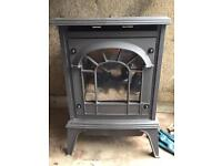 Gazco gas stove made in England like new works from gas bottle