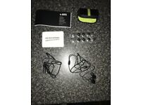 S-Jays Headphones, Excellent Condition, Complete with Case and Accessories, £10