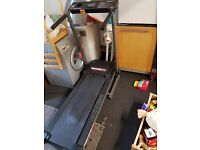 Very good used condition York Pacer motorised Electric Treadmill. Retail new price approx £380