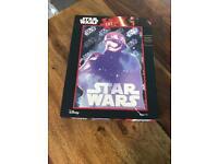 Star Wars the force awakens 187 piece jigsaw puzzle