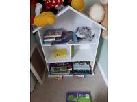 Dolls house bookcase