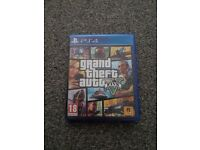 PS4 Game Grand Theft Auto Five