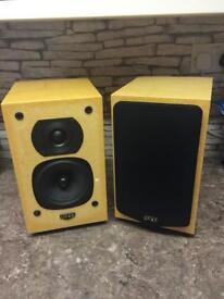 Quad L Series monitor speakers