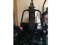Marcy multi gym, good condition, hardly used,