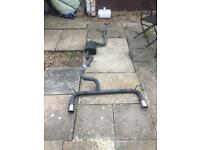 Ford off st 225 mk2 exhaust