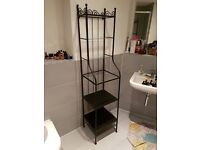 Bathroom Shelving Unit - Perfect Condition