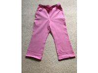 Laura ashley trousers, 100% cotton, age 9 years/height 134 cm, NEW
