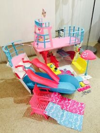 Barbie Sisters' Cruise Ship