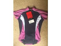 Ladies Specialised Cycling jersey top New