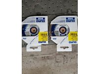 Assorted sizes new diamond disc blades