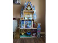 KidsKraft Wooden Cinderella Castle