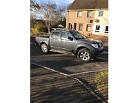 Good condition Navara outlaw for sale reason for sale is i need a van now
