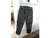 "MOTORCYCLE TROUSERS ""BOLDER"""