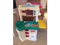 Fisher price kids kitchen
