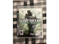 Call of duty ps3 bundle