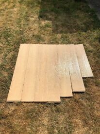 Magnitude, 581 Supreme Oak laminate flooring (various lengths)