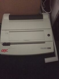 GBC Coil Bind C200 - Office Binding machine