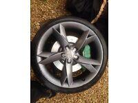 "WANTED 19"" Audi A5 (Y Spoke) Alloy wheels 5x112"