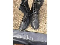 Military pro boots