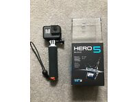 GoPro Hero 5 Black **£320**