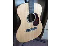 Martin 000X1AE solid spruce top electro acoustic guitar