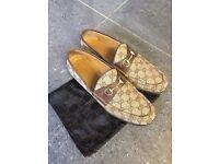Genuine Gucci Loafers