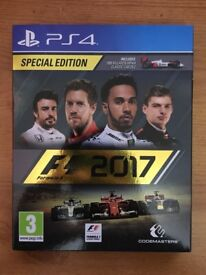 F1 2017 Special Edition - PS4 (Playstation 4)