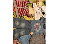 Baby Boy clothes job lot Next, M&S,Adams and more good condition.