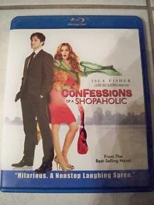 DVD-BLU-RAY-CONFESSIONS OF A SHOPAHOLIC--
