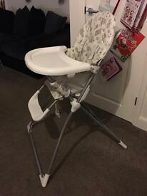 Mamas & papas highchair