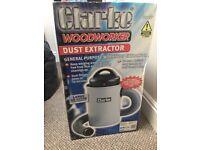 Clarke 240V Dust Extractor Brand New 50 Litres