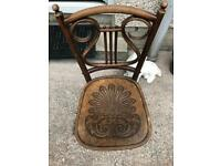 Two Josef jaworek chairs