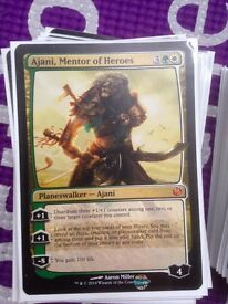Magic The Gathering MTG collection - Over 500 cards
