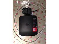 Virgin Super Hub 2ac wifi router