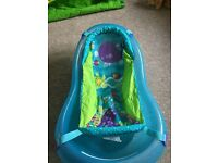 Fisher price baby bath