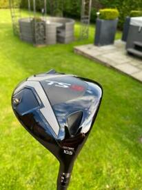 Titleist TS3 10.5 Driver - Head Only Incl Headcover- very good condition!