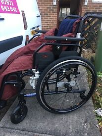 Enigma Drive Wheelchair excellent condition