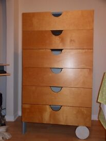 ikea chest of drawers for child's room