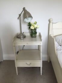 bedside or occasional table