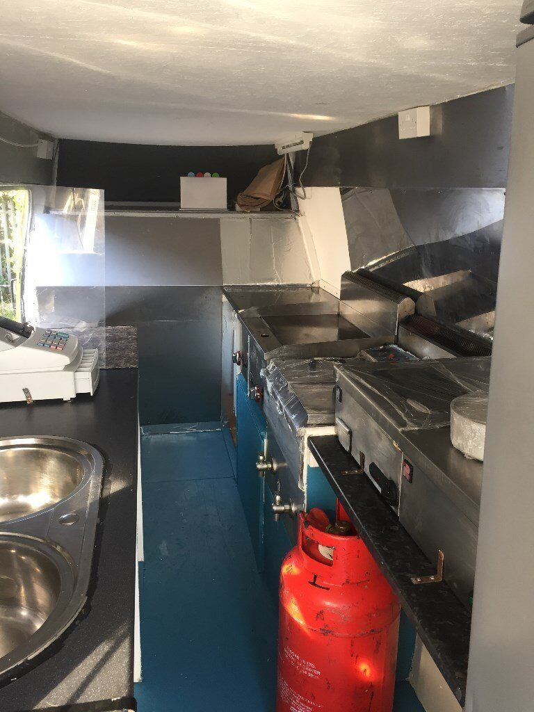 Burger Van / Catering Van Fully Equipped