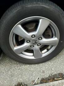 Honda accord / civic alloys 3 of