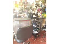 space for nail technician,money transfer service,beautician or dress maker in a new salon outfit