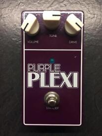 Lovepedal Purple Plexi