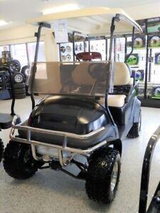 2012 Club Car Precedent Upgraded 4 Passenger Gas Golf Cart