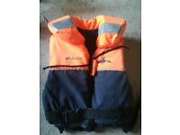 Junior Life Jacket Adjustable Size