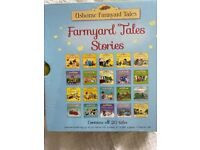 Complete Farmyard Tales by Usborne. New and sealed